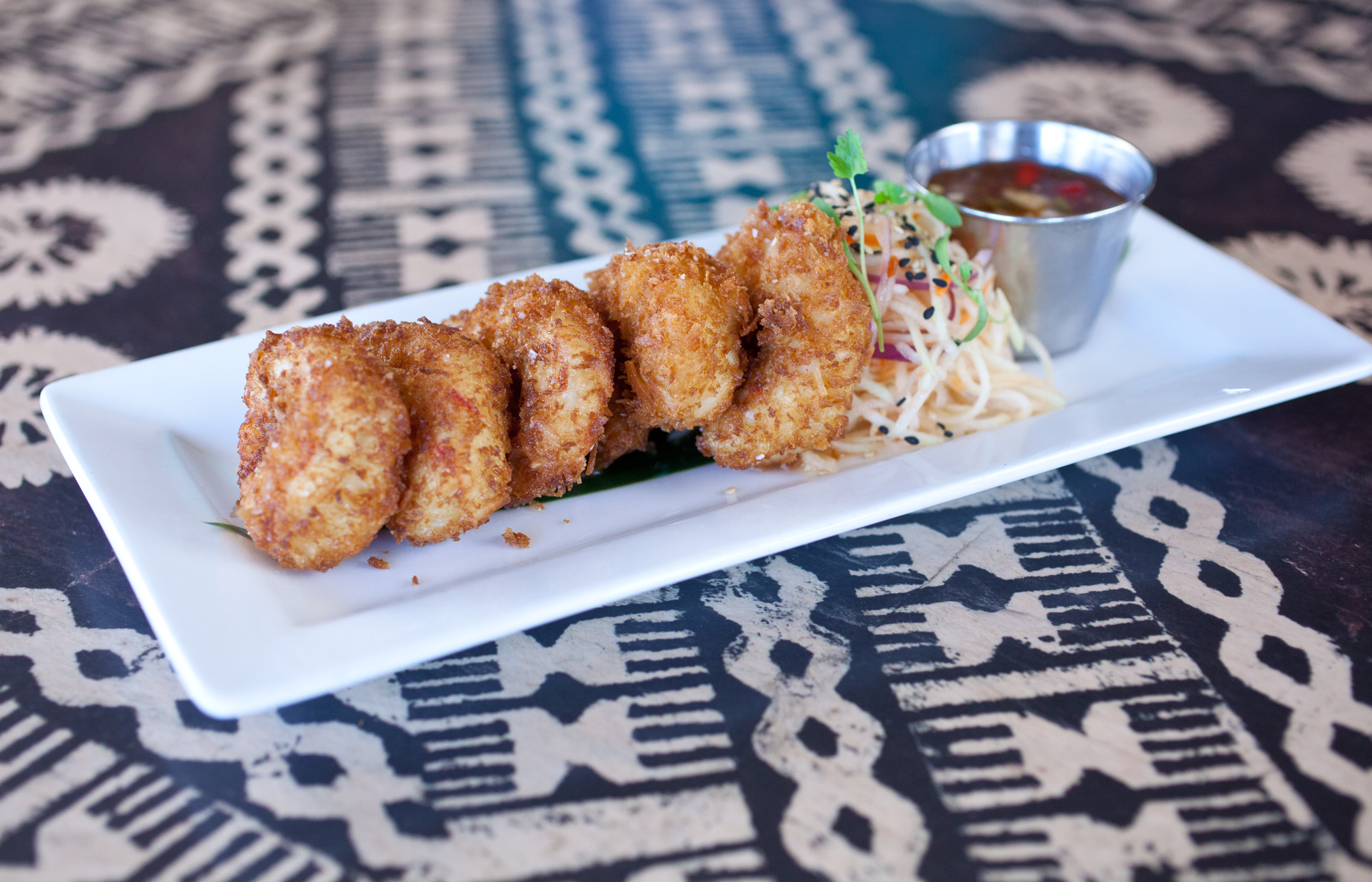 Appetizers to share